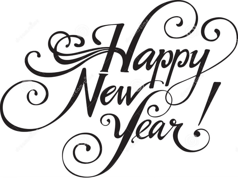 happy-new-year-vector-version-my-own-calligraphy-34818030